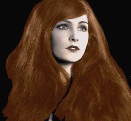 Emma Schumacher im Oktober 1926